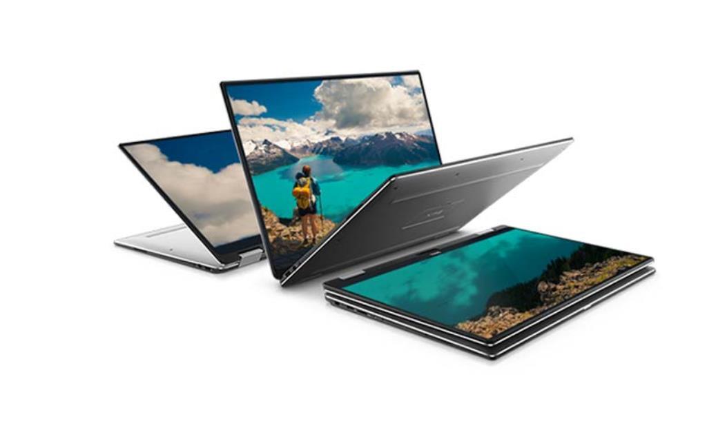 Dell XPS 13 2-in-1 al CES 2017