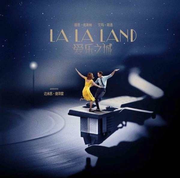La La Land: i due poster internazionali