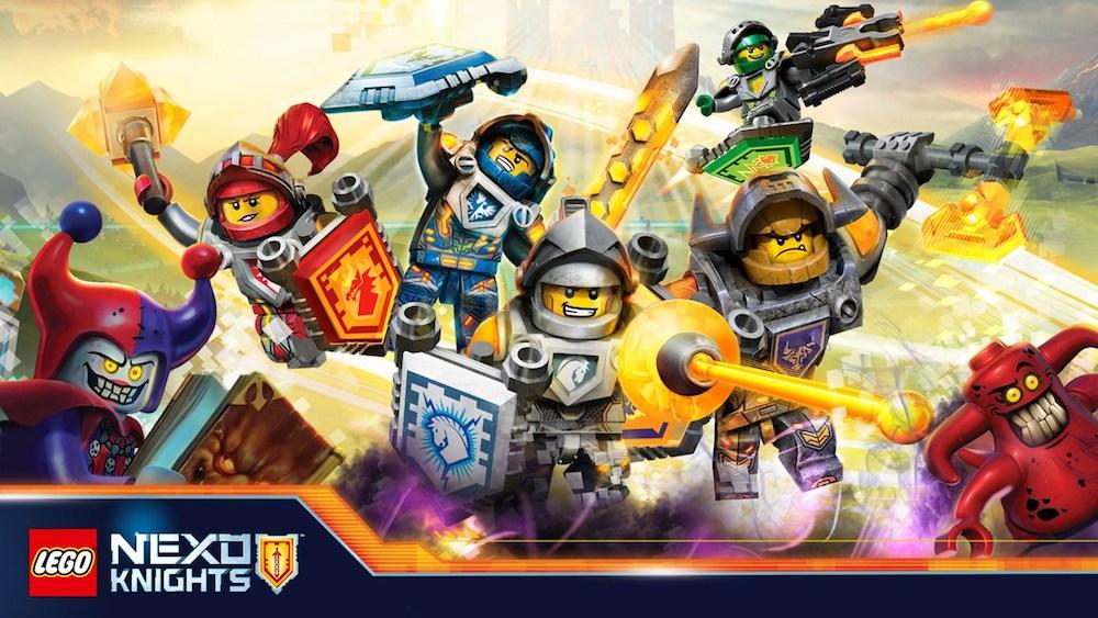 Arrivano i nuovi LEGO Nexo Knights