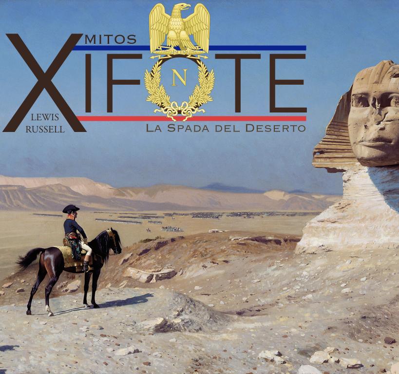 Mitos: Xifote e la spada del deserto