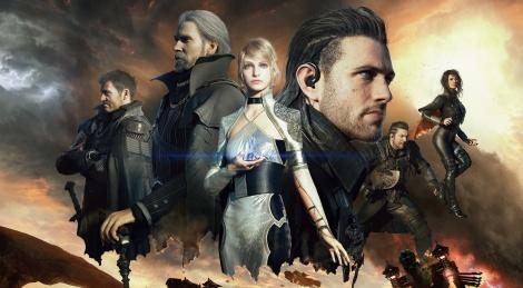 Un omaggio video per Final Fantasy XV: Kingsglaive