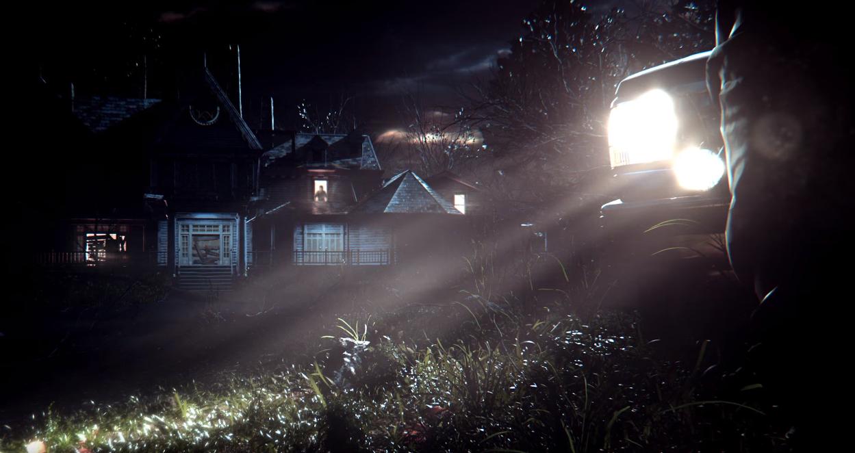Tecnicamente: Resident Evil VII