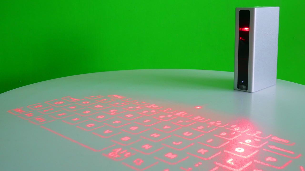 Tastiera Virtuale Laser Oregon Scientific