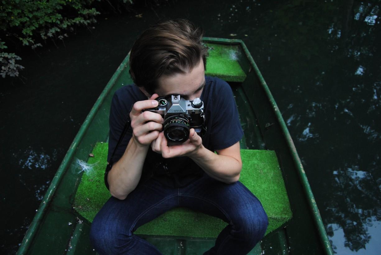 Il corso di Fotografia di Harvard è disponibile online gratuitamente