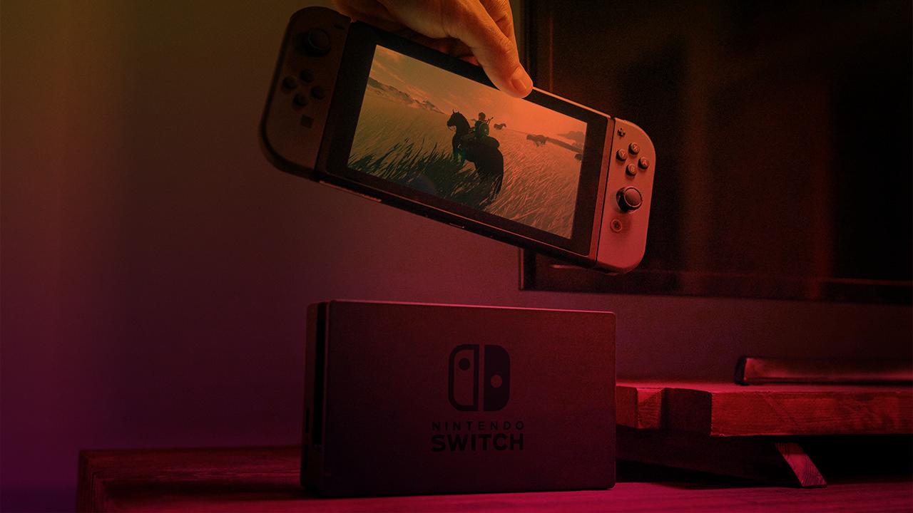Hands On Nintendo Switch