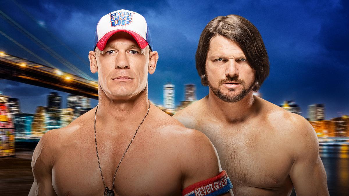 AJ Styles vs. John Cena: le regole della rivalità perfetta