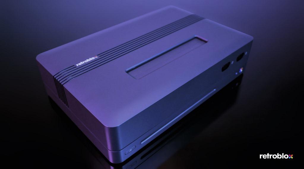 RetroBlox, la console universale per l'emulazione