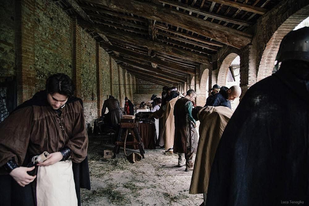 La Fortezza dei Vinti: LARP a Piacenza il 7,8 e 9 aprile