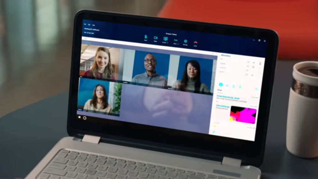 Amazon Chime, Skype ha un nuovo rivale