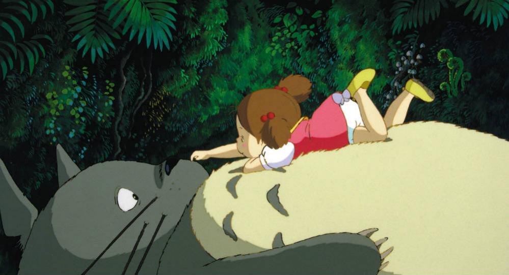 Il mio vicino Totoro Mei