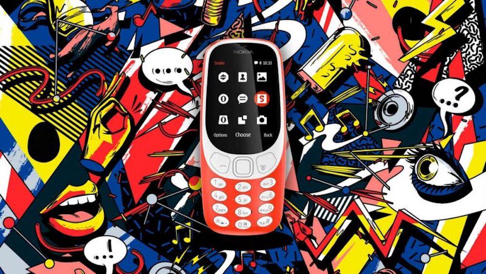 Torna il Nokia 3310 prodotto dagli ex Nokia di HMD