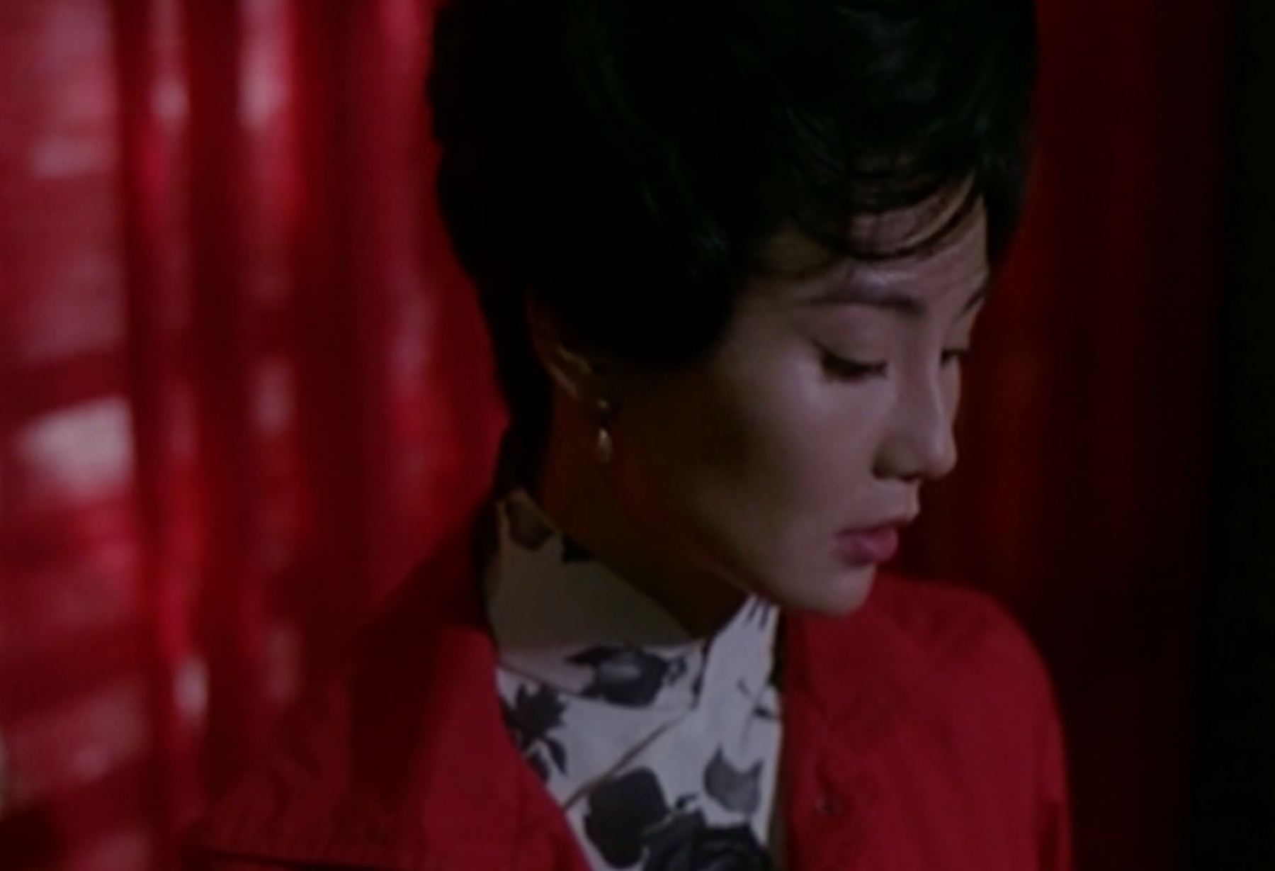 Il colore del cinema di Wong Kar Wai