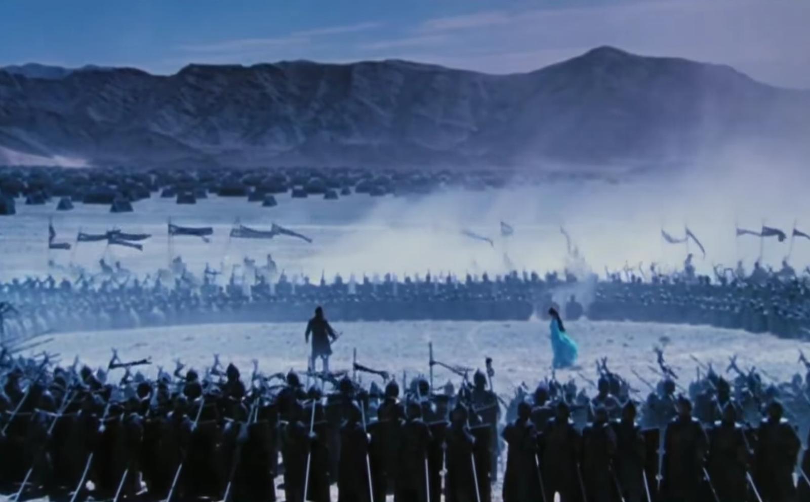 7 lezioni di composizione dal regista Zhang Yimou