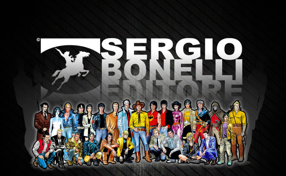 Le novità Sergio Bonelli al Cartoomics