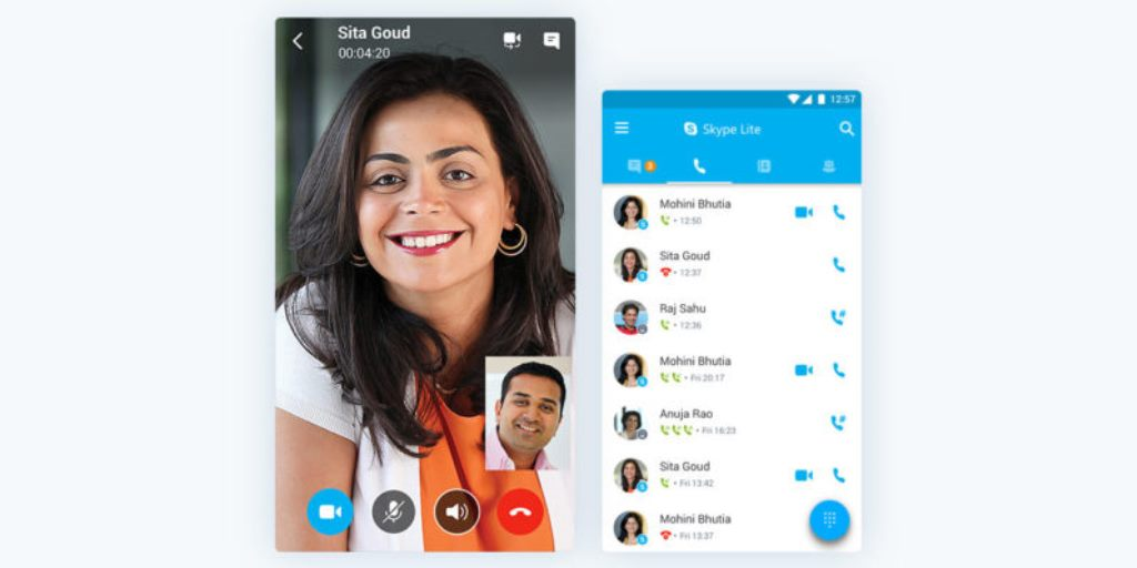 Skype Lite, l'applicazione per i mercati in via di sviluppo