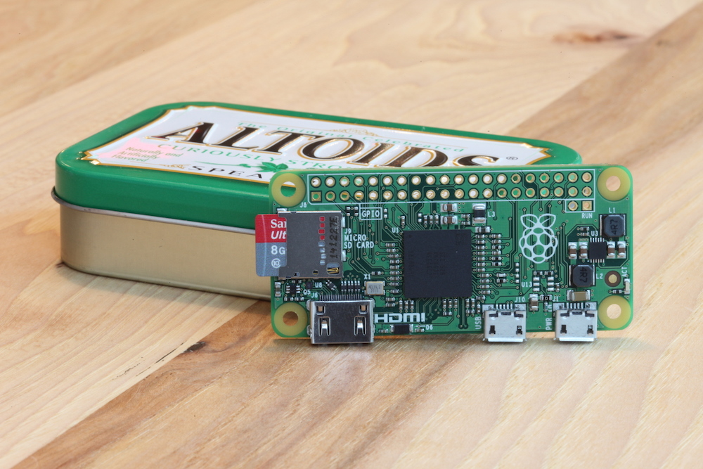 Annunciato il nuovo Raspberry Pi Zero W
