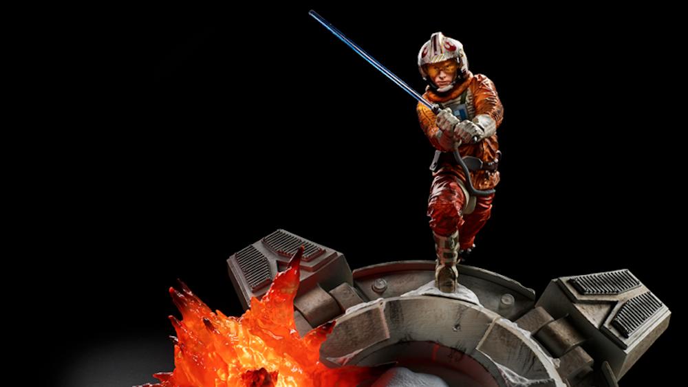 Diamo un'occhiata ai nuovi toys per i 40 anni di Star Wars