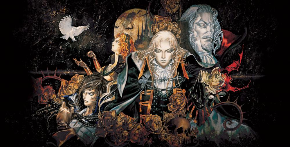 La serie animata di Castlevania sarà prodotta da Netflix