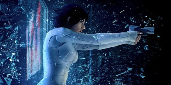 Due nuovi poster per Ghost in the Shell