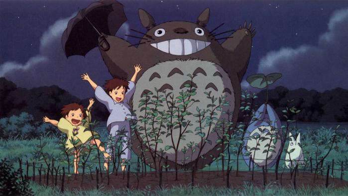 Il mio vicino Totoro satsuki mei