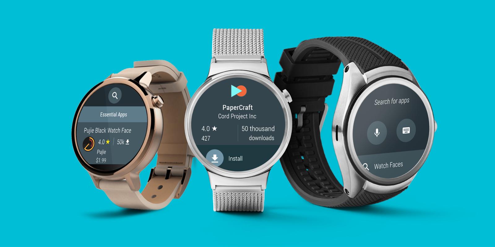 Android Wear 2.0, tutte le novità dell'aggiornamento