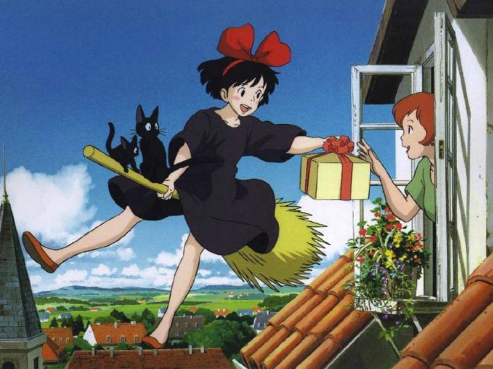 Kiki - Consegne a domicilio 1989