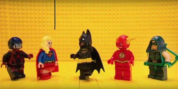 Un nuovo divertente spot con LEGO Batman