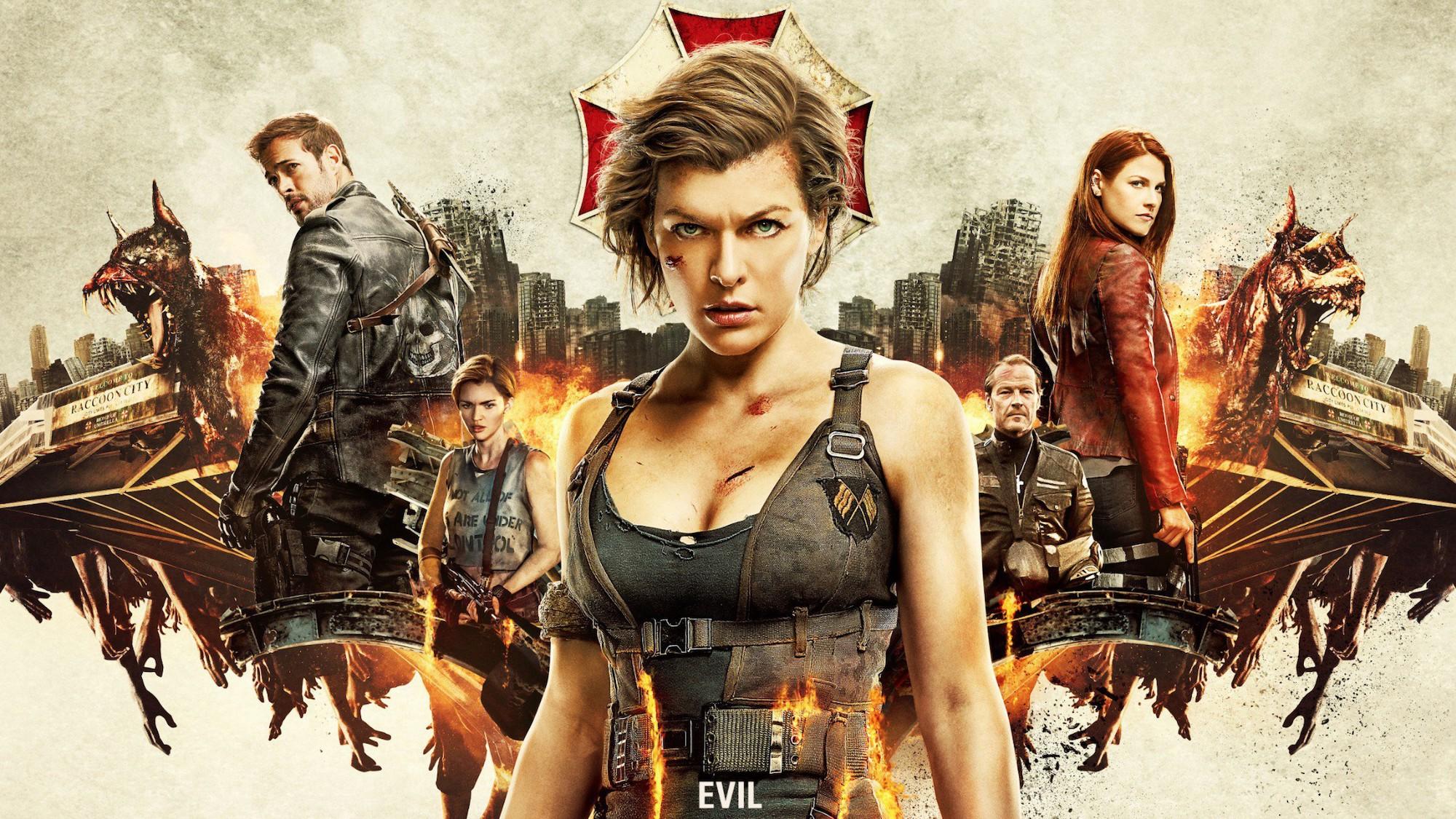 Resident Evil: The Final Chapter, la corsa contro il tempo di Alice