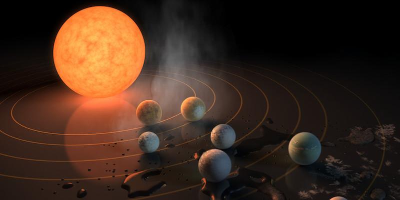 La NASA scopre un nuovo pianeta abitabile 0