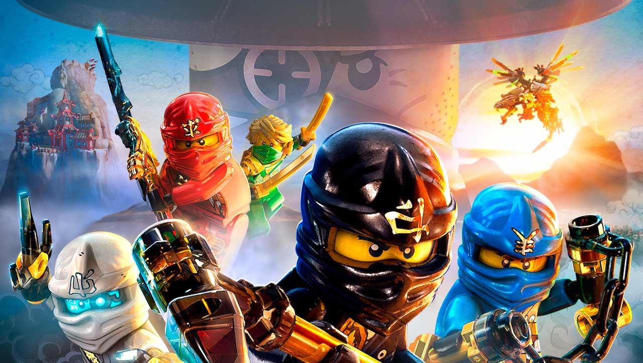 Primo trailer italiano per LEGO Ninjago