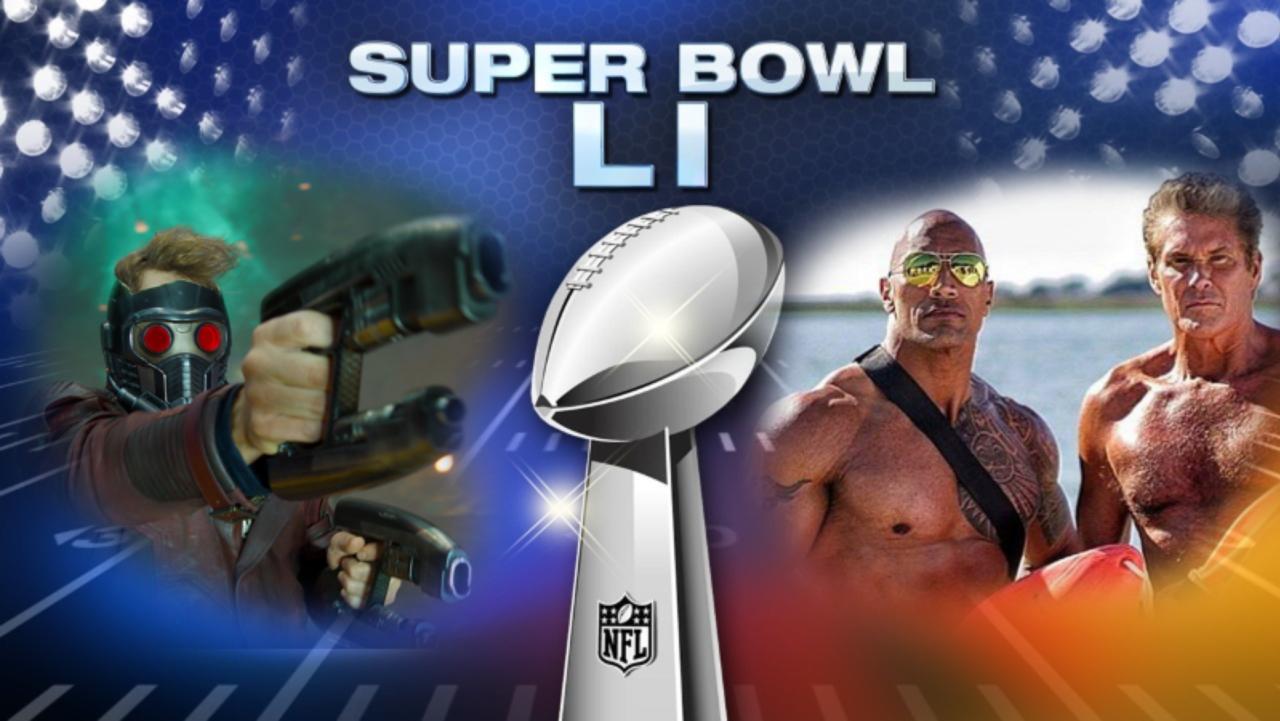 Super Bowl 2017: tutti i trailer di film e serie tv