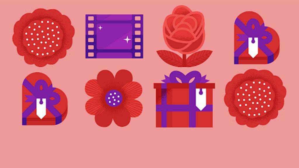 Google Play Store, gli sconti per San Valentino