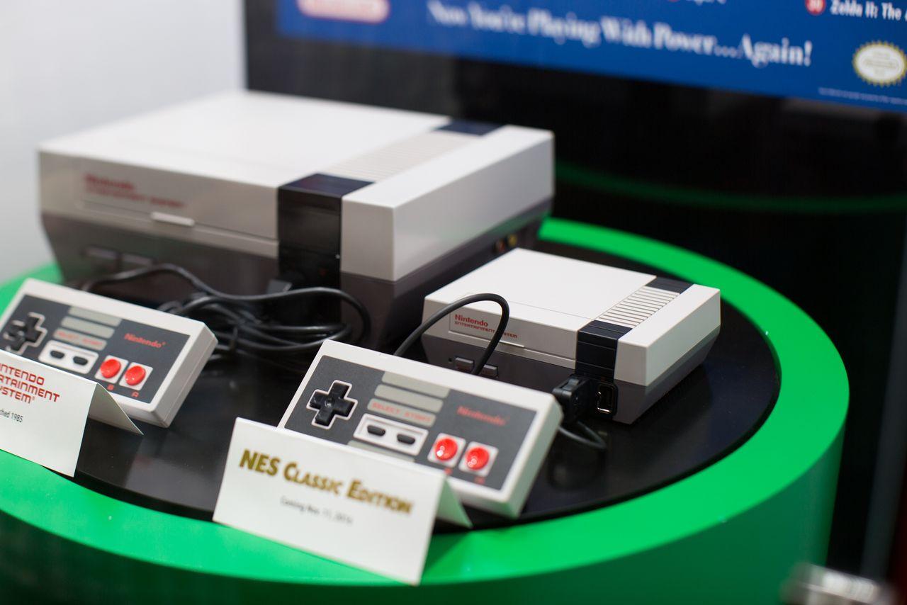 Nintendo, ottimo successo per NES Classic Mini
