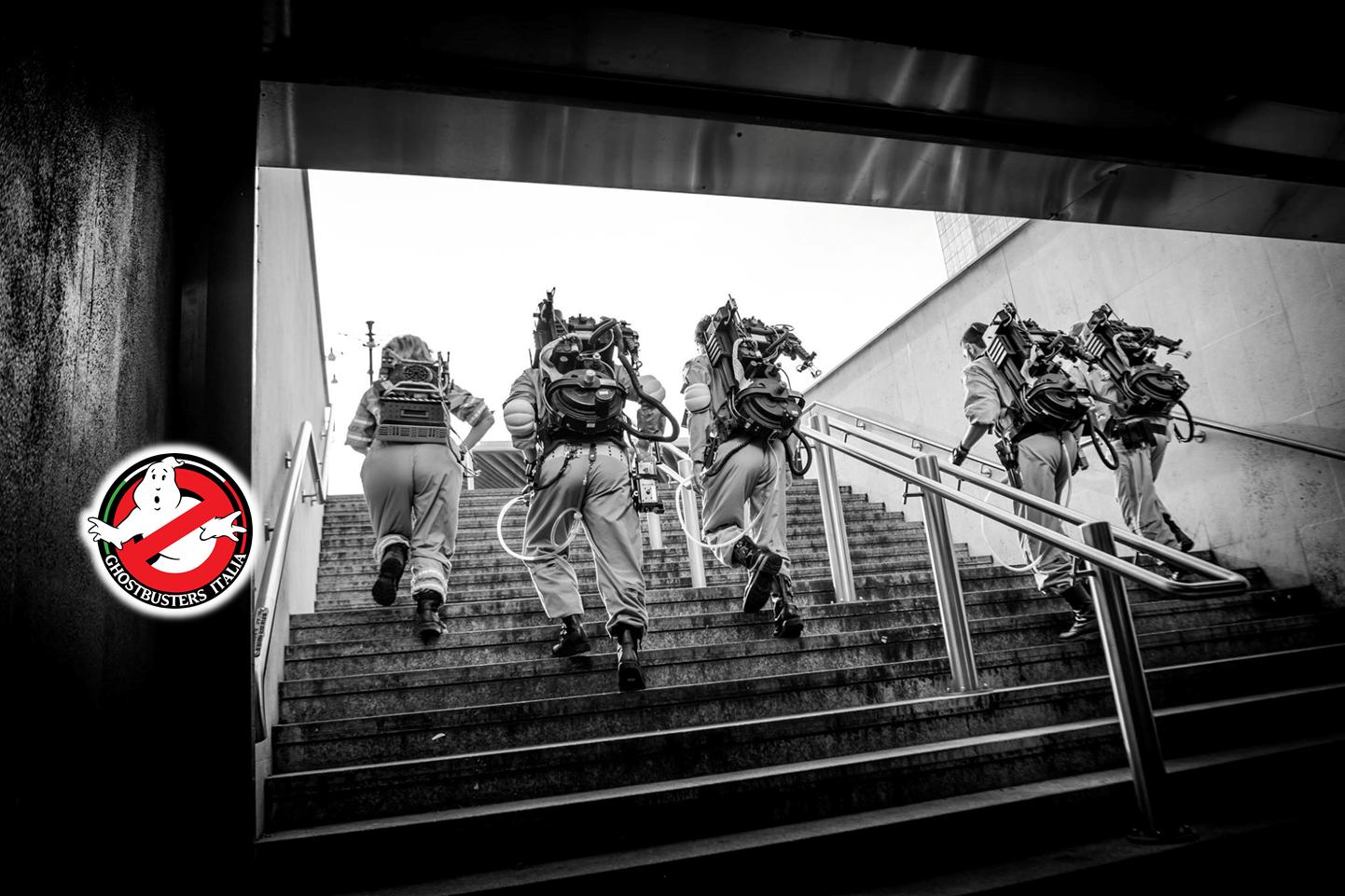 Ghostbusters Italia al Cartoomics 2017: Fan Film e tante altre sorprese
