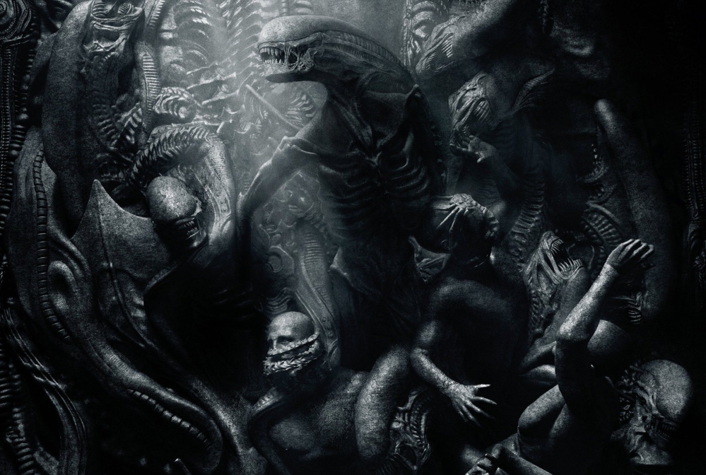 Il trailer di Alien Covenant parla italiano
