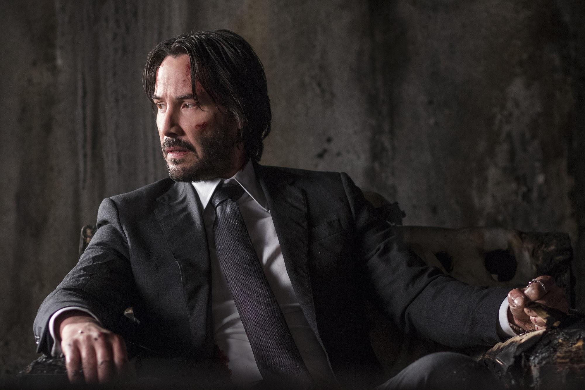 Da Johnny Utah a John Wick: Keanu Reeves in 10 ruoli