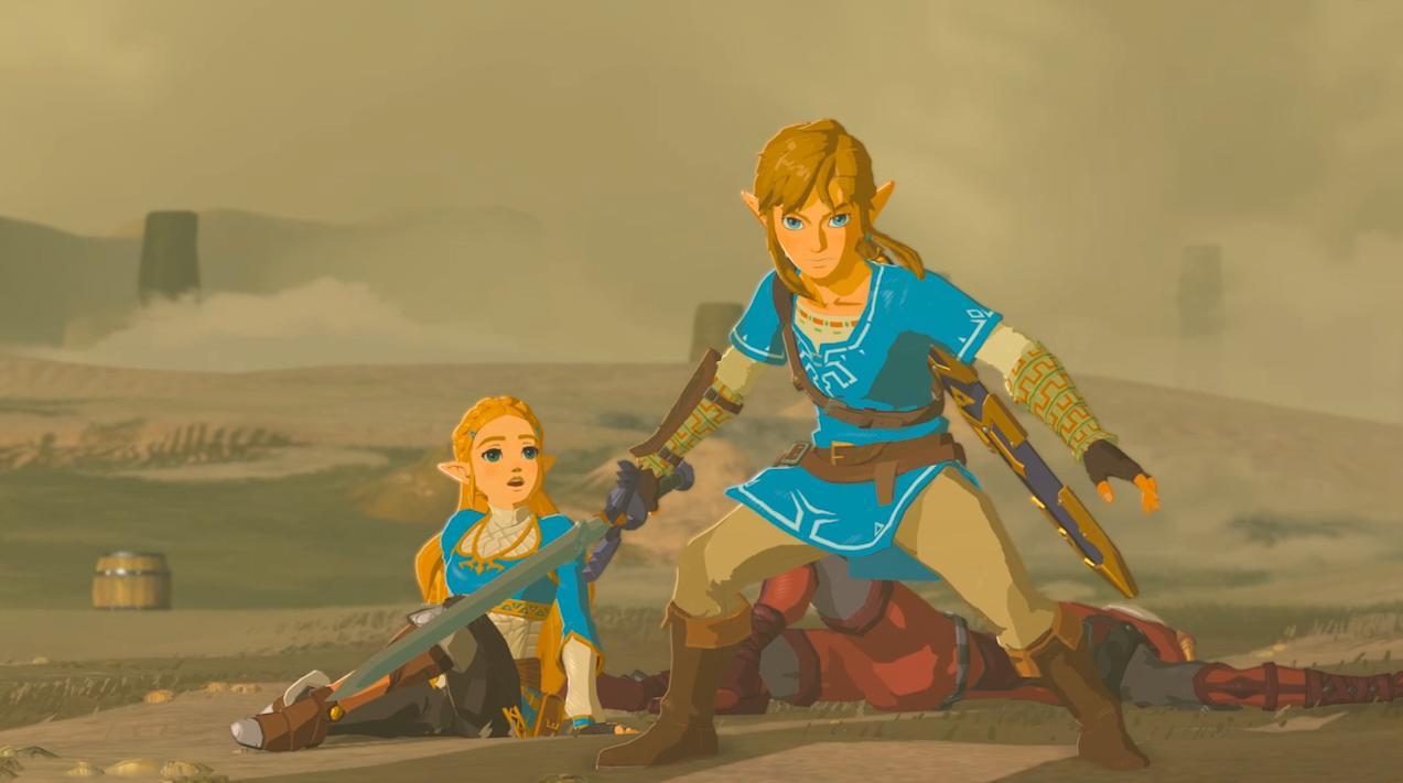 Nintendo porterà The Legend of Zelda su smartphone