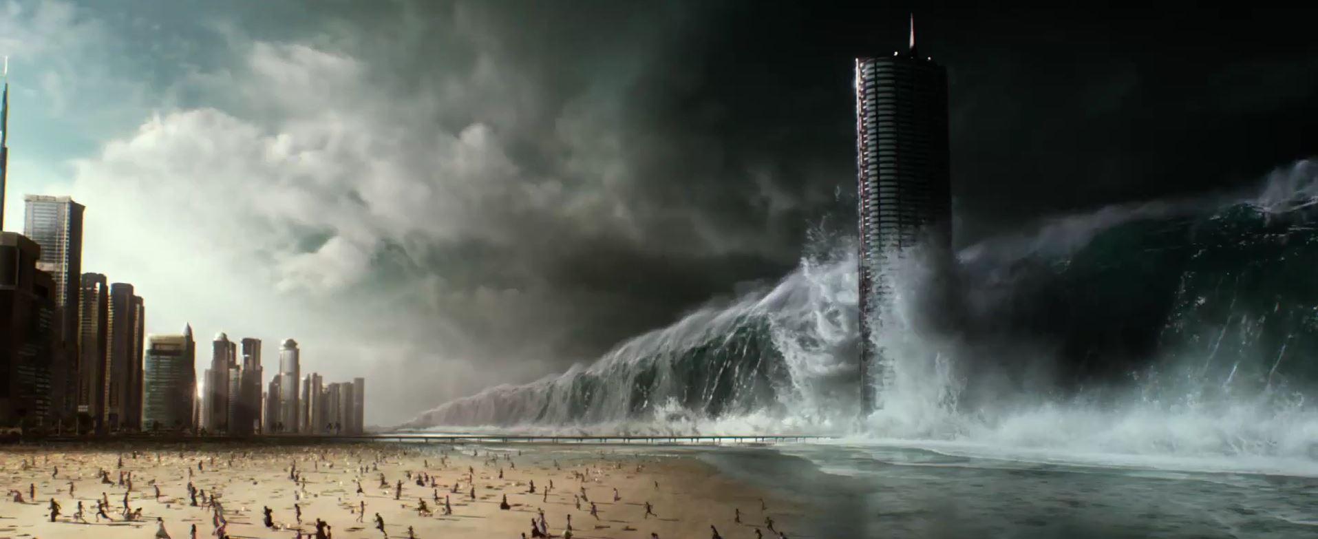 Geostorm: il trailer ufficiale