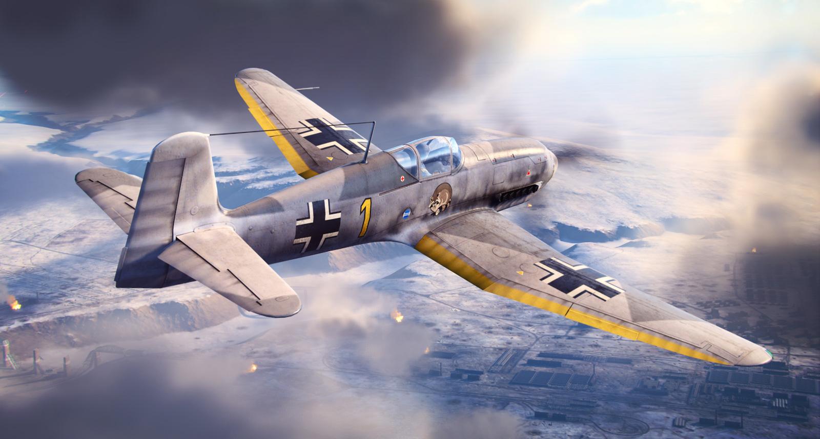 Wunderwaffen: i Prototipi Heinkel