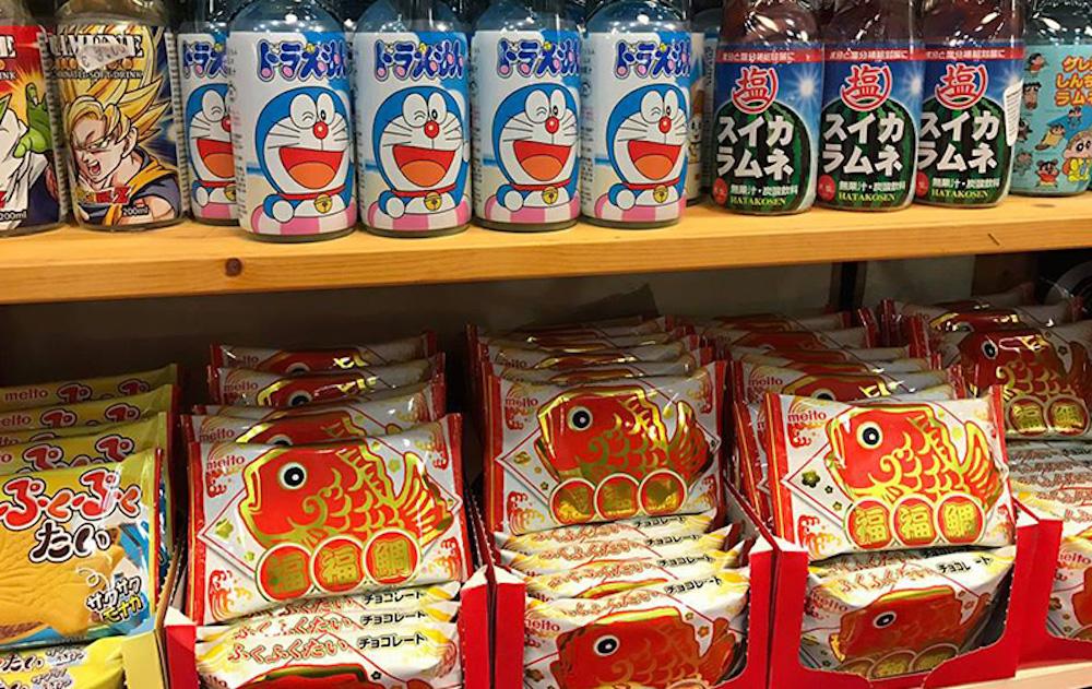 Mangiare giapponese al Japan World del Be Comics! di Padova