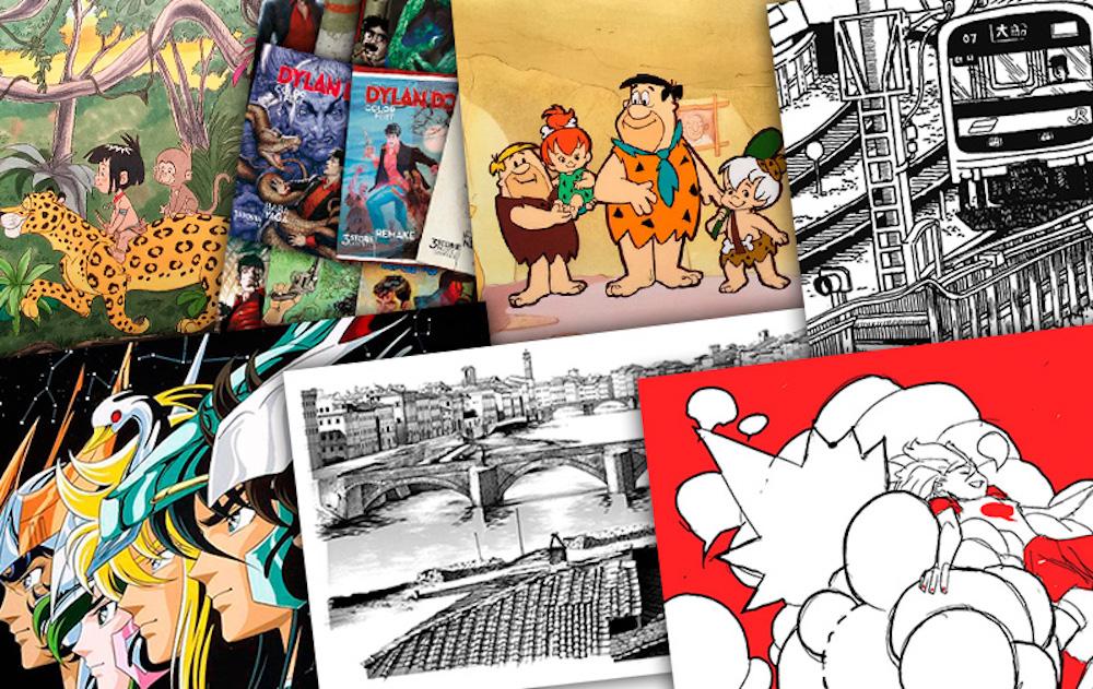 Le mostre di be comics a padova sette percorsi tra for Mostre veneto 2017