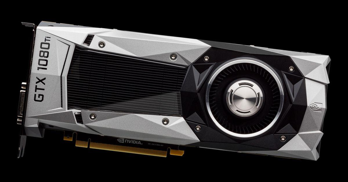 GDC 2017: Nvidia presenta ufficialmente la GTX 1080 Ti