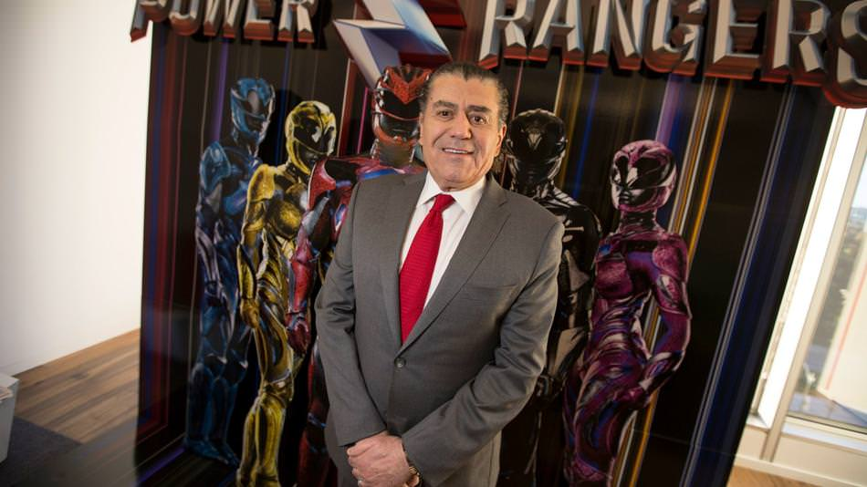 power rangers haim saban