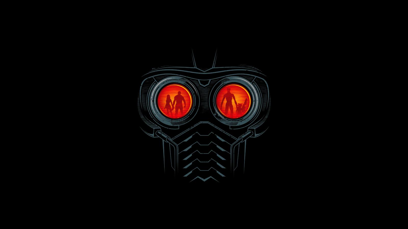 La replica del casco di Star-Lord con speaker incorporati!