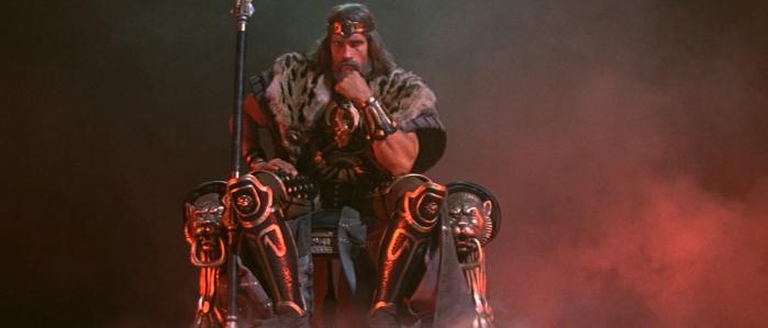 A fine carriera, Conan si prese qualche impegno di governo ma il ruolo di monarca non faceva per lui