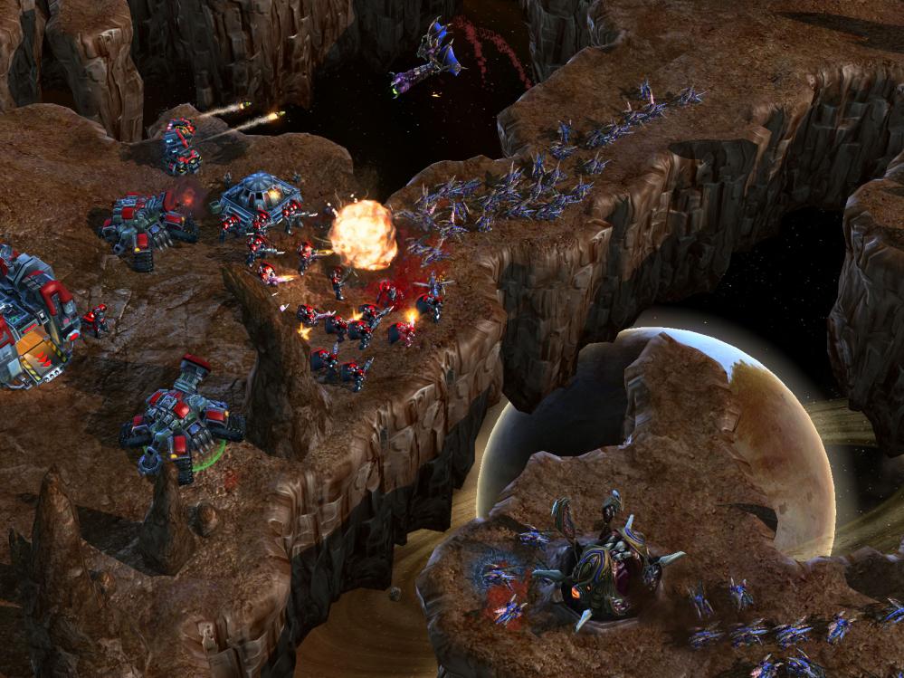 Starcraft si aggiorna e diventa gratuito