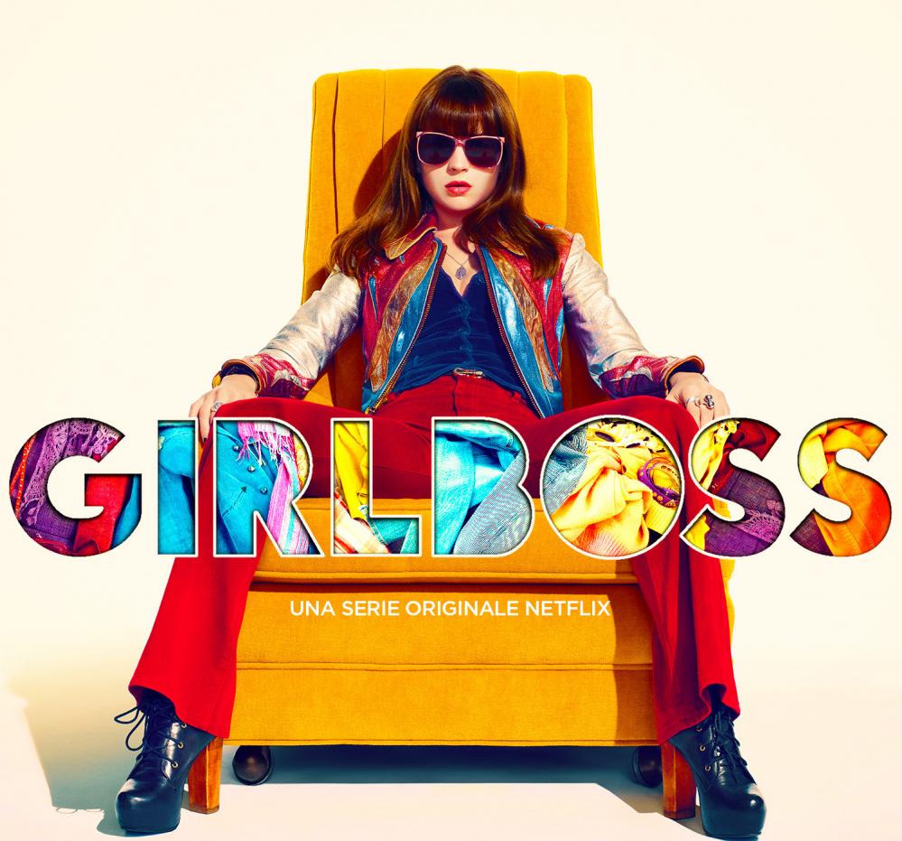 Girlboss: il trailer ufficiale della nuova serie Netflix