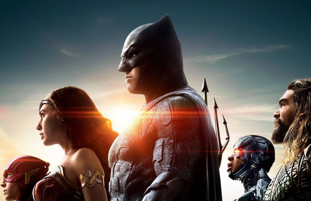 Justice League: la squadra unita in un nuovo poster