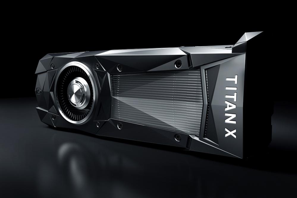 NVIDIA lancia la TITAN Xp
