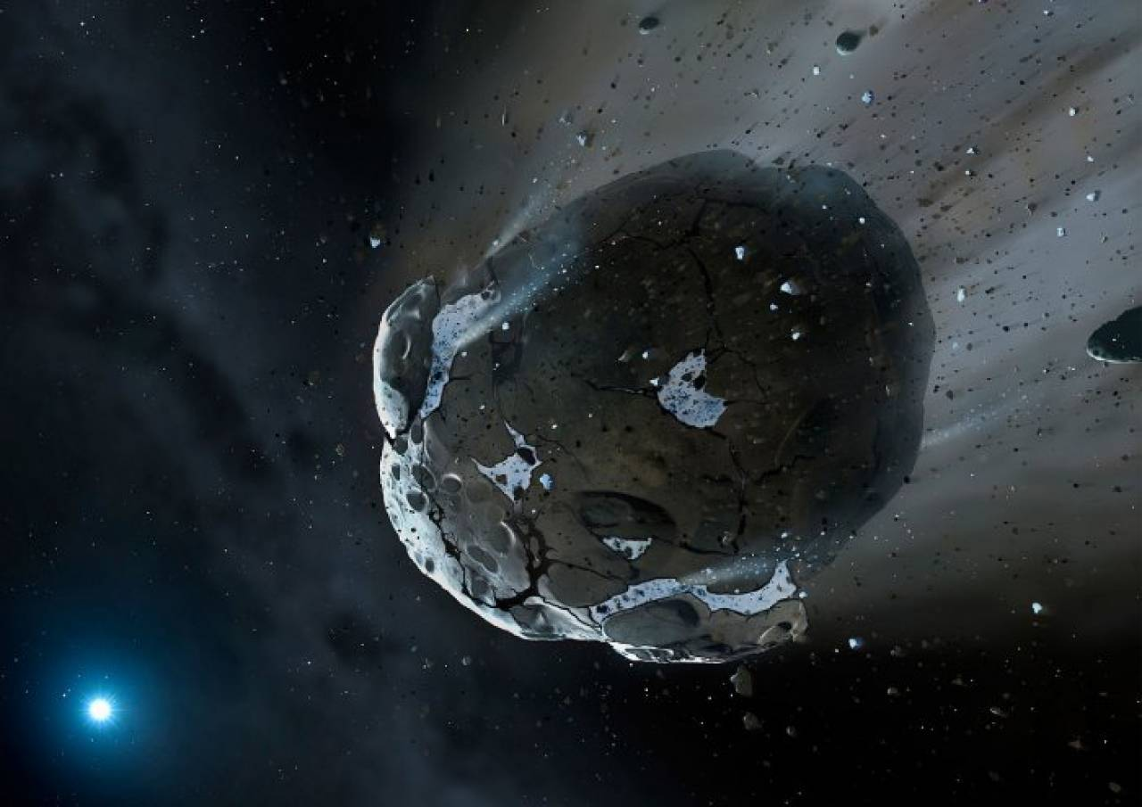 Un asteroide ha appena sfiorato la Terra